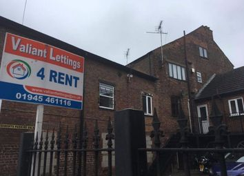 Thumbnail 1 bedroom flat to rent in West Parade, Wisbech