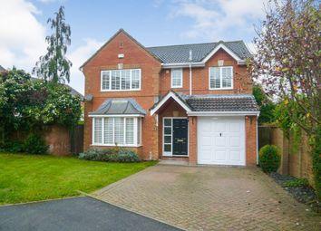 Thumbnail 4 bed detached house to rent in Mayfield Ridge, Hatch Warren, Basingstoke