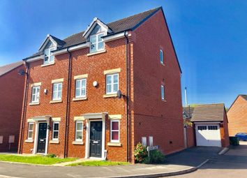 Thumbnail 3 bed semi-detached house for sale in Hussar Court, Coventry