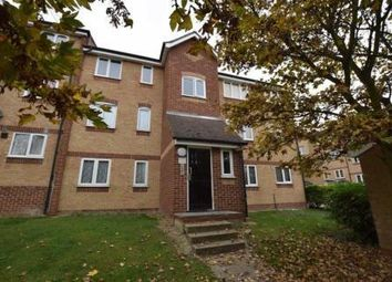 Thumbnail 1 bed flat to rent in Brighstone Court, Oakhill Road, Purfleet, Thurrock, London