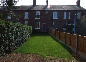 Thumbnail 2 bed terraced house to rent in 6 Hope Street, Castle, Northwich, Cheshire