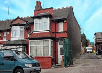 Thumbnail 3 bed end terrace house for sale in Holliday Road, Birmingham