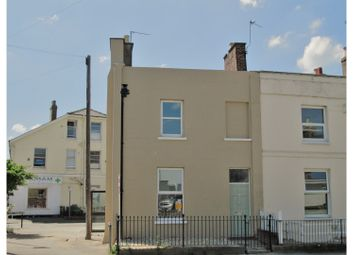Thumbnail 3 bed end terrace house for sale in Fairview Road, Cheltenham