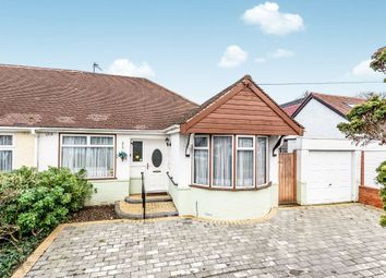 Thumbnail 3 bed semi-detached bungalow for sale in Hammond Avenue, Mitcham