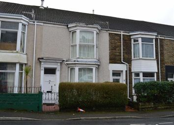 Thumbnail 3 bedroom terraced house for sale in Rhondda Street, Swansea