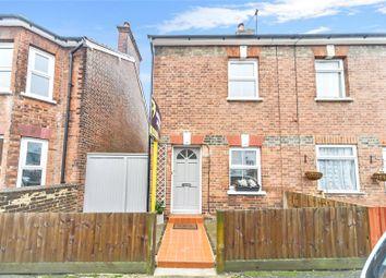 Thumbnail 2 bed semi-detached house for sale in Alexandra Road, Tonbridge, Kent