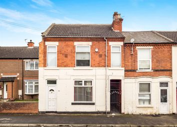 Thumbnail 4 bedroom end terrace house for sale in Norwood Road, Nottingham