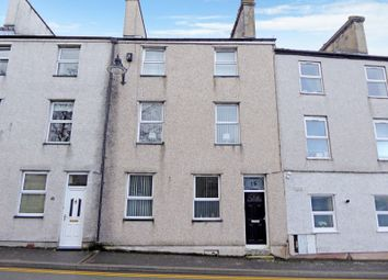 Thumbnail 4 bed terraced house for sale in Ogwen Terrace, High Street, Bethesda, Bangor
