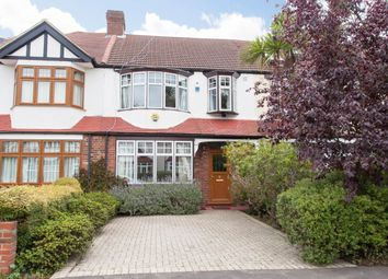 Thumbnail 4 bed terraced house for sale in Oakway, Raynes Park, London