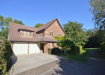 Thumbnail 5 bed detached house for sale in Water Meadow Way, Wendover, Aylesbury