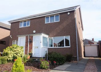 Thumbnail 2 bed semi-detached house for sale in Ratho Place, Kirkcaldy