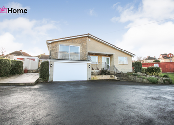 Thumbnail 5 bed detached bungalow for sale in Sladebrook Road, Bath