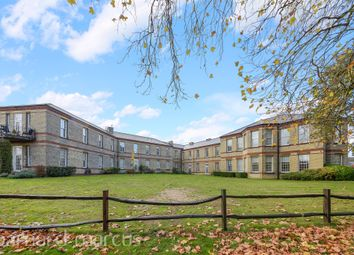 Thumbnail 2 bed flat for sale in Horton Crescent, Epsom
