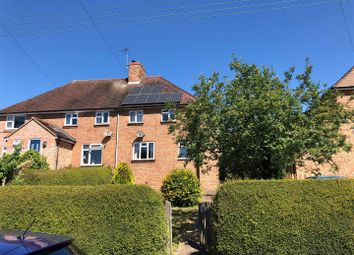 Thumbnail 3 bed semi-detached house to rent in High Street, West Wickham, Cambridge