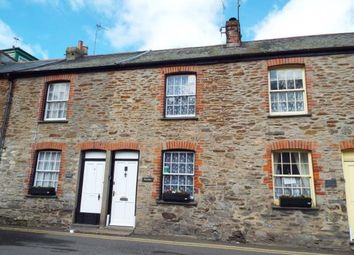 Thumbnail 2 bed terraced house for sale in West Looe Square, Looe, Cornwall