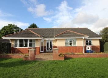 Thumbnail 4 bed bungalow for sale in Lawn Court, Green Lane, Ashington