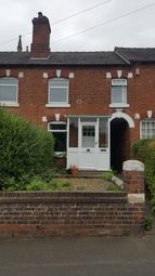 Thumbnail 2 bed terraced house to rent in New Church Road, Wellington, Telford