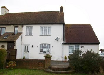 Thumbnail 3 bed cottage to rent in Shottenden Lane, Molash