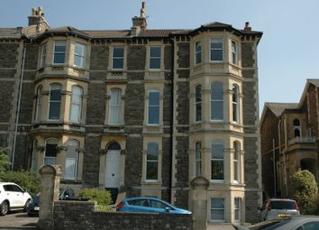 Thumbnail 3 bed flat to rent in 16 Upper Belgrave Road, Bristol