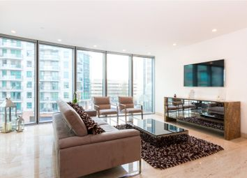 The Tower, 1 St. George Wharf, London SW8. 2 bed flat for sale