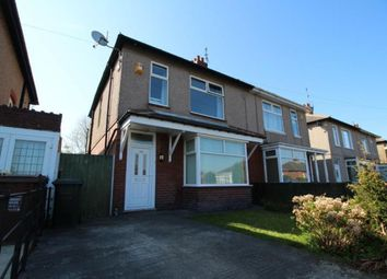 Thumbnail 3 bed semi-detached house for sale in Laburnum Avenue, Newcastle Upon Tyne