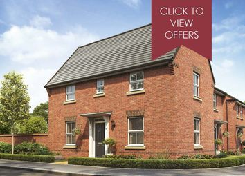"""Thumbnail 3 bed semi-detached house for sale in """"Hatton"""" at Old Derby Road, Ashbourne"""