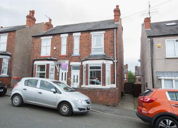 Thumbnail 2 bed semi-detached house for sale in Station Lane, New Whittington, Chesterfield
