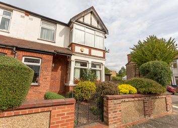 Thumbnail 4 bed end terrace house for sale in Rosebery Gardens, London