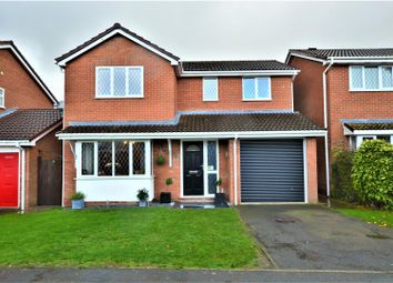 Thumbnail 4 bed detached house for sale in Armley Grove, Stamford