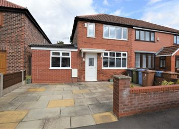Thumbnail 3 bed semi-detached house for sale in Marina Road, Droylsden, Manchester