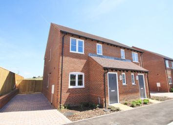 Thumbnail 3 bed semi-detached house for sale in Blacklands Road, Benson, Wallingford