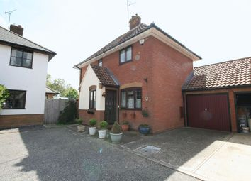 Thumbnail 2 bed property for sale in Morella Close, Great Bentley, Colchester