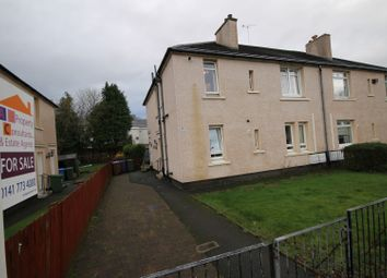 Thumbnail 1 bed flat for sale in Gardenside Avenue, Carmyle