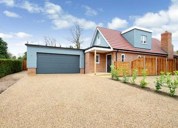 Thumbnail 3 bedroom property for sale in Huckleberry, Byng Hall Road, Ufford, Woodbridge