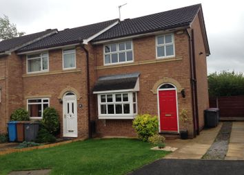 Thumbnail 3 bed terraced house to rent in Linnets Wood Mews, Walkden