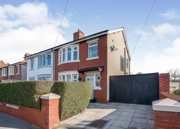 Thumbnail 3 bed semi-detached house for sale in St Andrews Road North, Lytham St Anne's, Lancashire, England