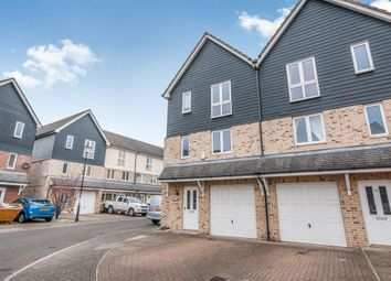 Thumbnail 4 bedroom town house for sale in Bridge Place, Aylesford