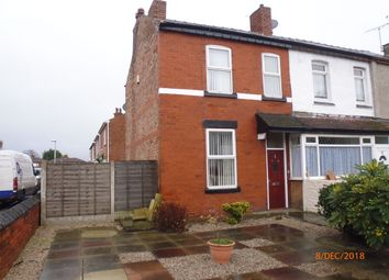 Thumbnail 2 bed end terrace house to rent in Shaftesbury Road, Southport