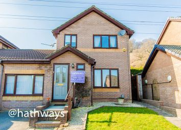Thumbnail 3 bedroom detached house for sale in Celandine Court, Ty Canol, Cwmbran