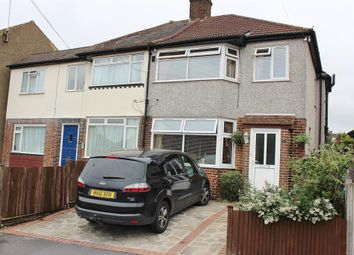 Thumbnail 3 bed semi-detached house for sale in Ruskin Road, Belvedere, Kent