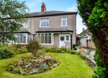 Thumbnail 3 bedroom semi-detached house for sale in Bare Lane, Morecambe, Lancashire, United Kingdom