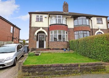 Thumbnail 3 bed semi-detached house for sale in Milgreen Avenue, Sneyd Green, Stoke-On-Trent