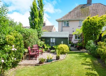 Thumbnail 2 bed semi-detached house for sale in Courts Cottages, Norton Fitzwarren, Taunton