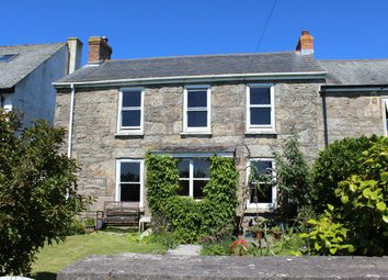 Thumbnail 4 bed cottage for sale in Boswedden Terrace, St Just