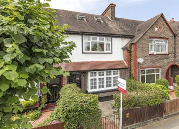 Thumbnail 4 bed terraced house for sale in Brisbane Avenue, London