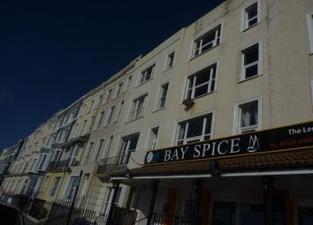 Thumbnail 1 bed flat to rent in Eversfield Place, St. Leonards-On-Sea