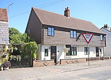 Thumbnail 3 bed semi-detached house to rent in Blackbird Cottages, Hatfield Heath, Herts