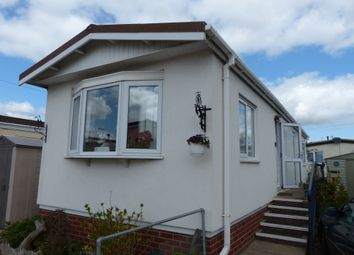 Thumbnail 2 bed mobile/park home for sale in Fengate Park, Peterborough