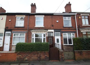 Thumbnail 2 bed terraced house to rent in Milton Road, Sneyd Green, Stoke-On-Trent