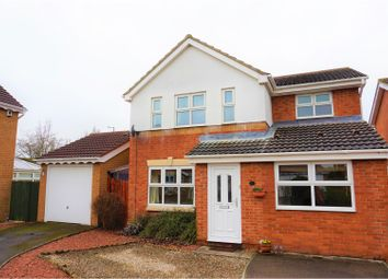 Thumbnail 4 bed detached house for sale in Chaldron Way, Eaglescliffe, Stockton-On-Tees